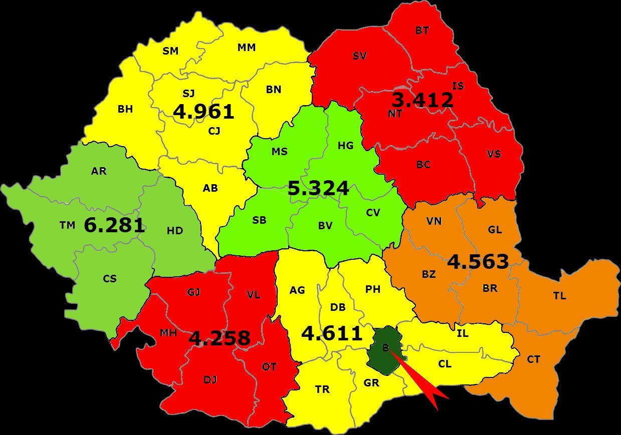 EXCLUSIV. Analiza privind regionalizarea Romaniei: avantaje si dezavantaje  - No3